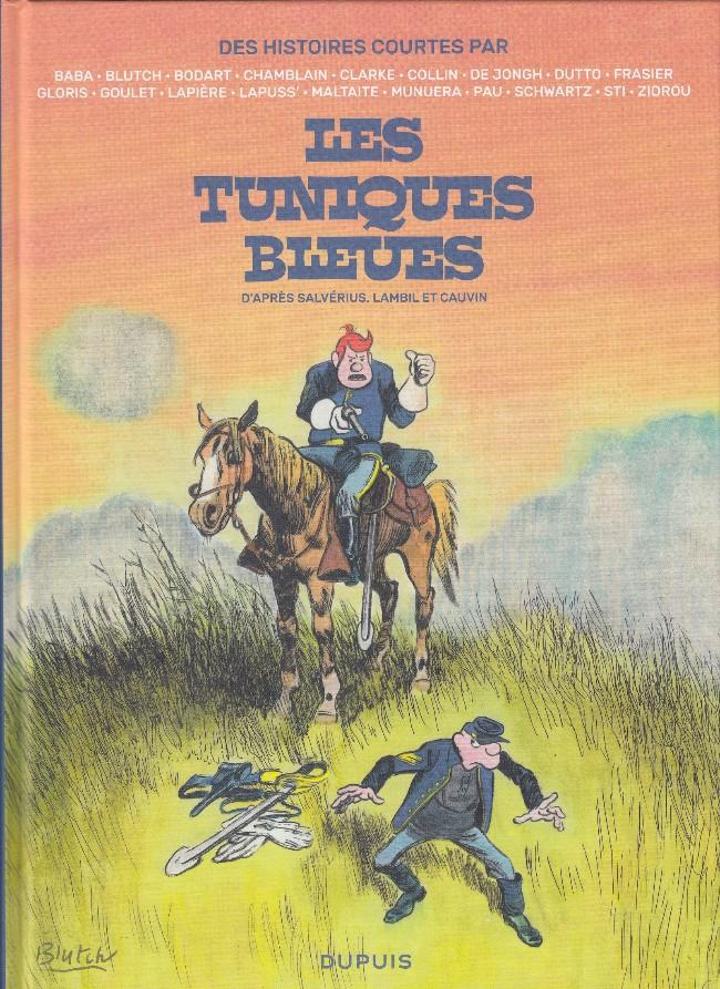 Couverture de Les tuniques Bleues -HS4- Des histoires courtes par...