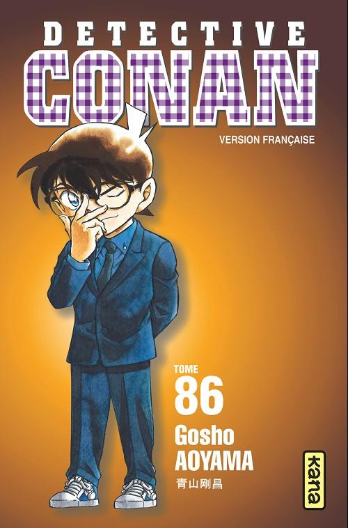 Couverture de Détective Conan -86- Tome 86