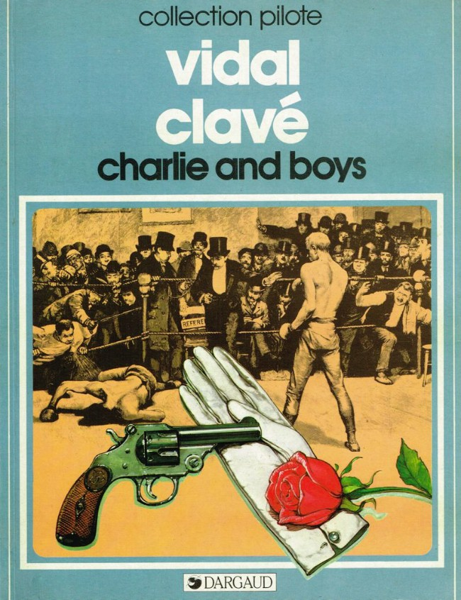 Couverture de Charlie and boys - Tome 61