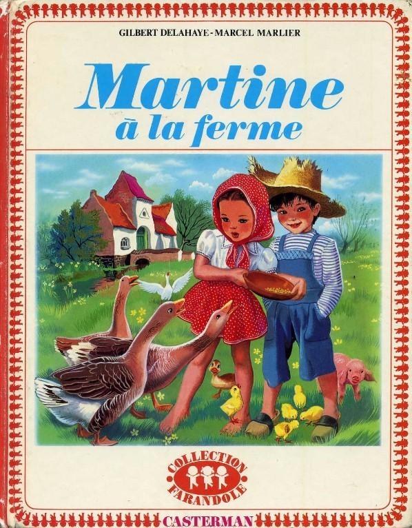 Martine - BD, informations, cotes
