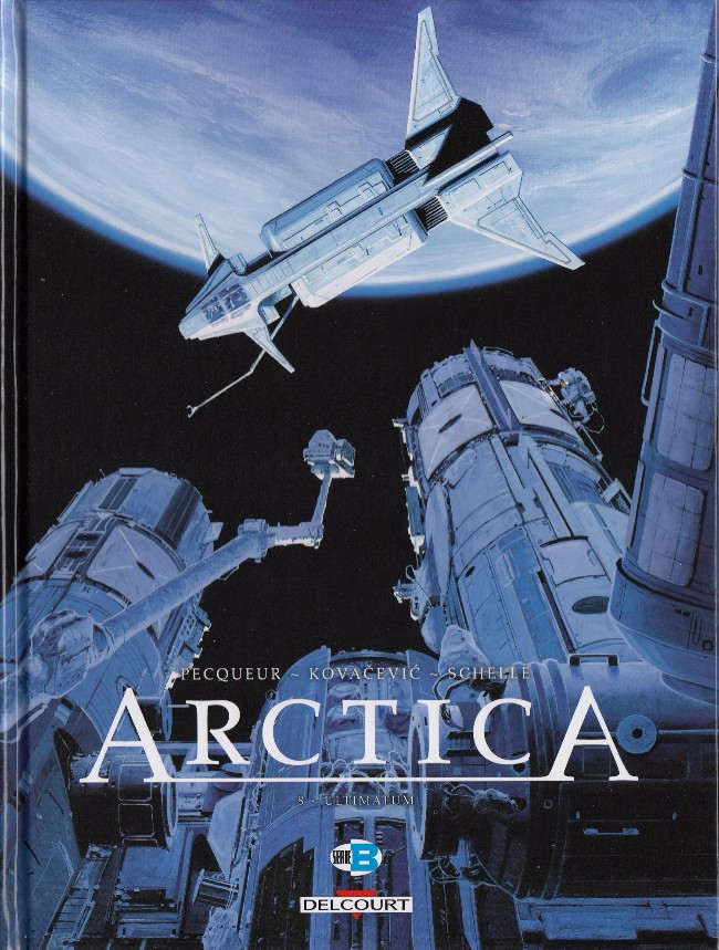 Couverture de Arctica -8- Ultimatum