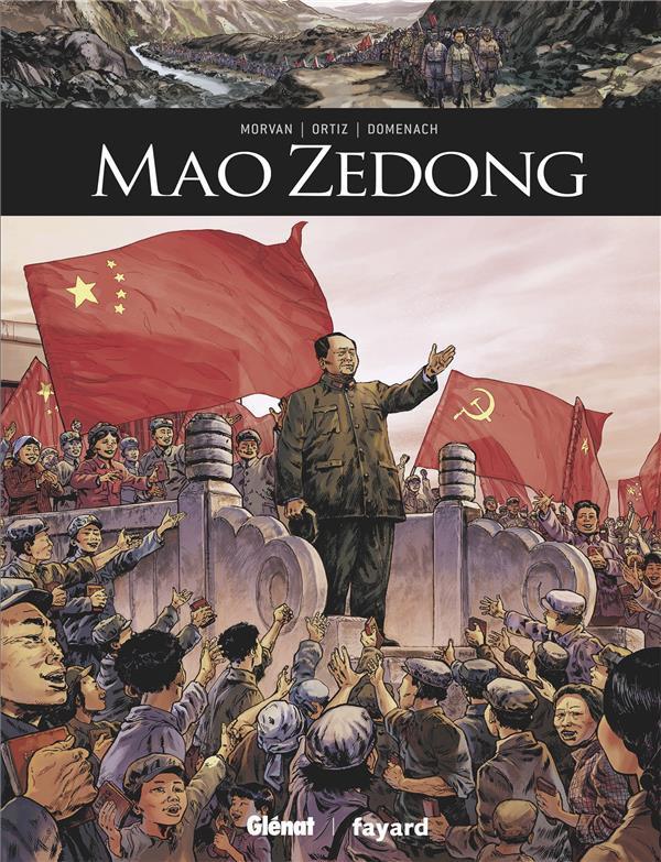 Couverture de Ils ont fait l'Histoire -17- Mao Zedong