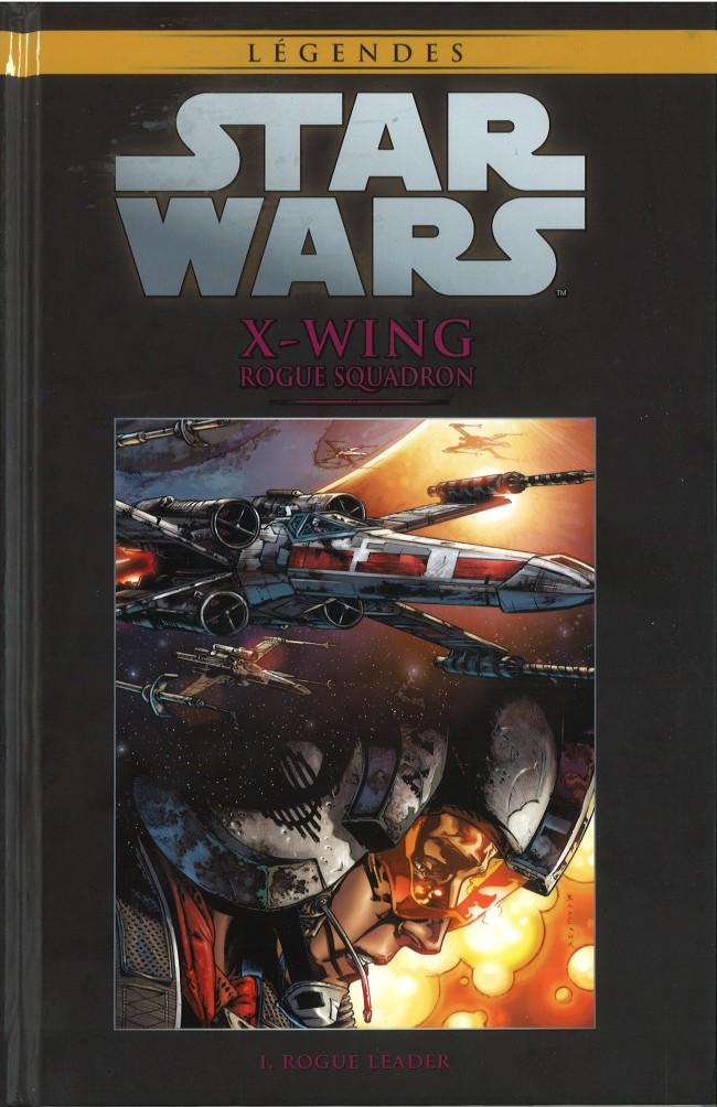 Couverture de Star Wars - Légendes - La Collection (Hachette) -2762- X-Wing Rogue Squadron - I. Rogue Leader