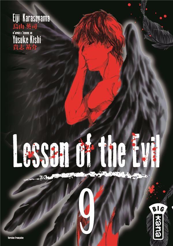 Couverture de Lesson of the Evil -9- Volume 9