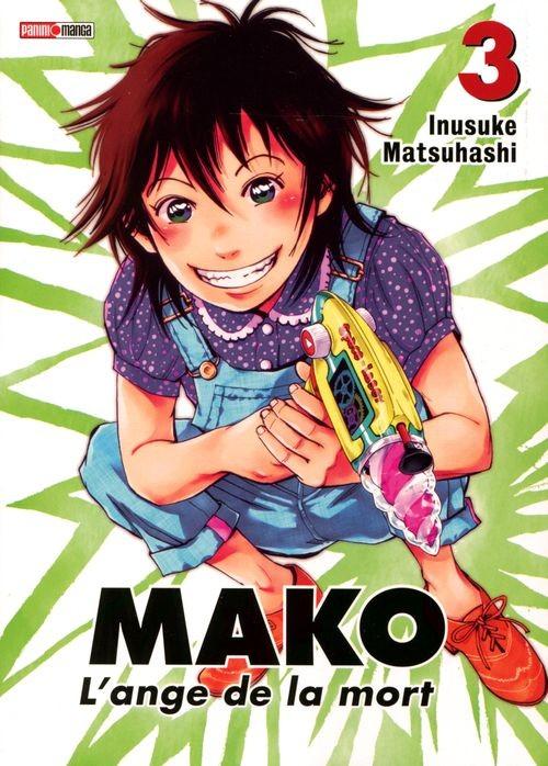 Couverture de Mako : L'Ange de la Mort -3- Volume 3