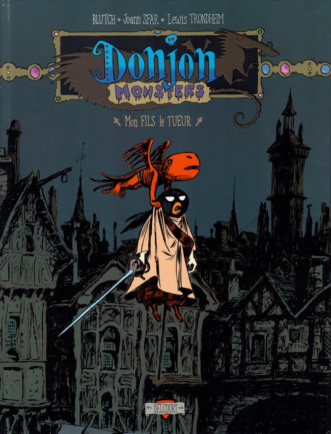 Couverture de Donjon Monsters -7- Mon fils le tueur