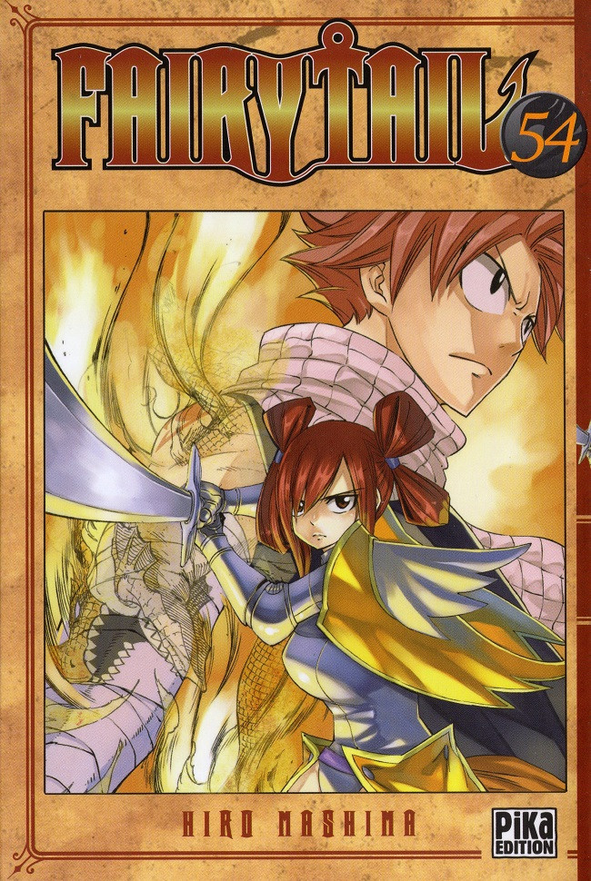 Fairy Tail 54 Tome 54