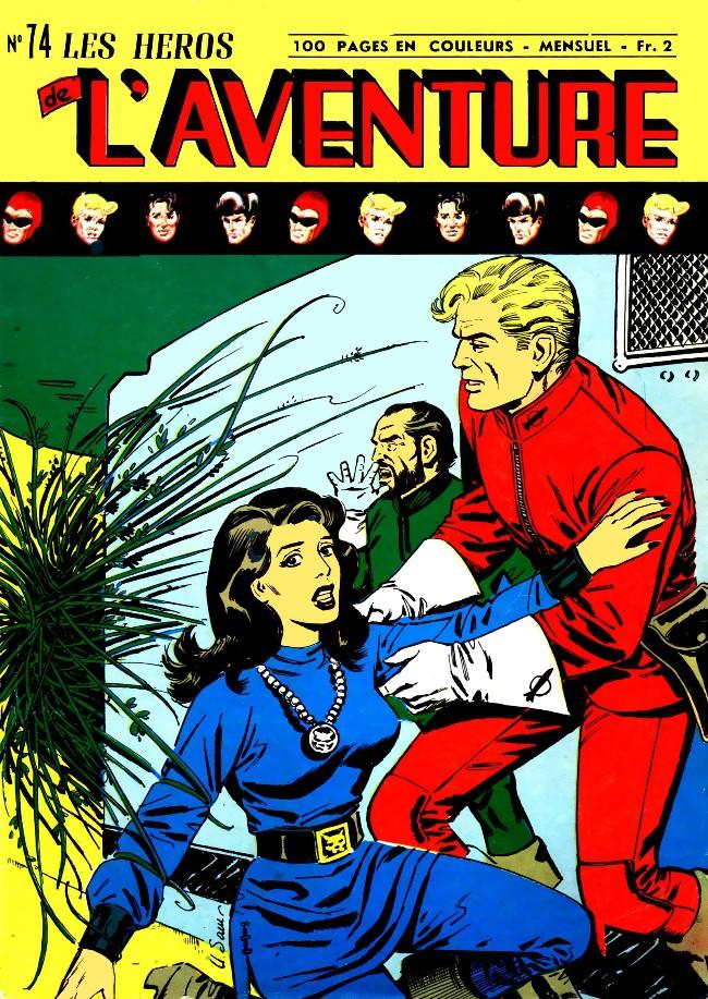 Couverture de Les héros de l'aventure (Classiques de l'aventure, Puis) -74- Le Fantôme : Les Sœurs Marshall