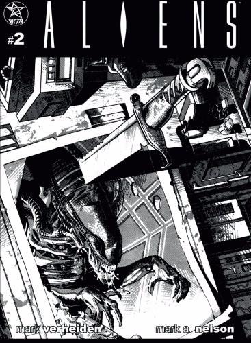 Couverture de Aliens : La série originale -2- Aliens #2