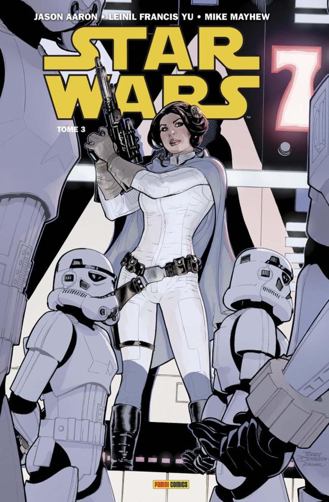 Couverture de Star Wars (Panini Comics - 100% Star Wars) -3- Prison rebelle