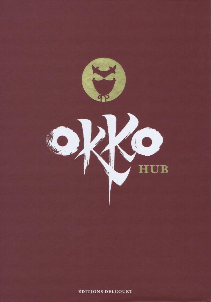 Couverture de Okko -INT- Intégrale