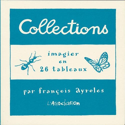 Couverture de Collections - Collections - Imagier en 26 tableaux