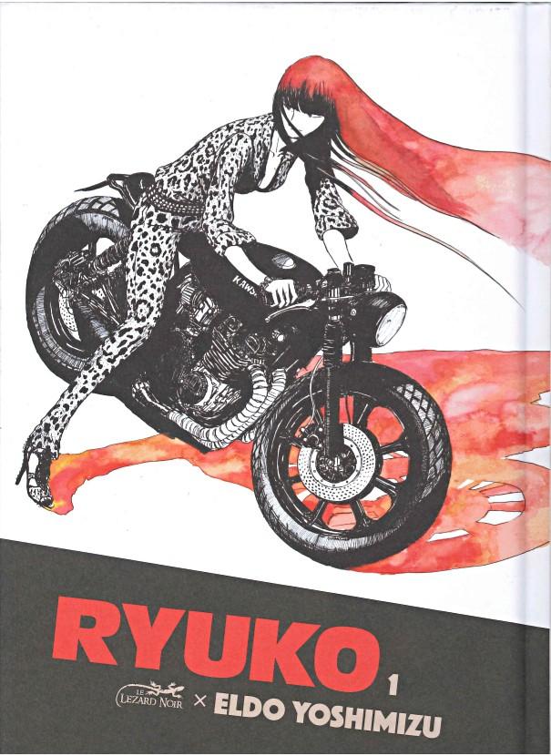Couverture de Ryuko -1- Volume 1