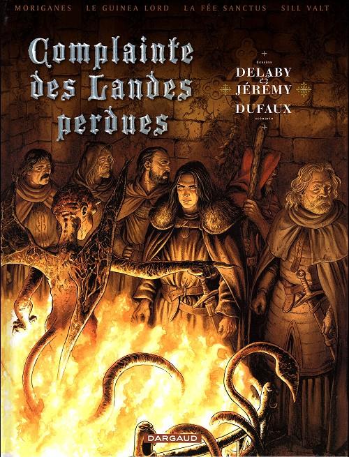 Couverture de Complainte des Landes perdues -INT02- Les Chevaliers du Pardon