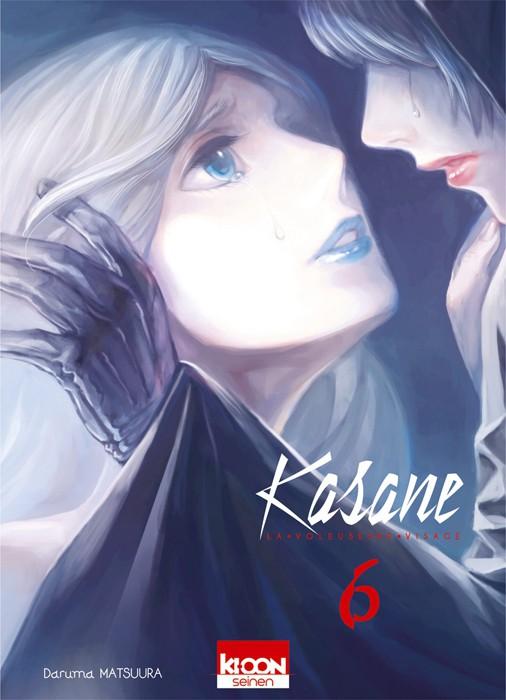Couverture de Kasane - La Voleuse de visage -6- Tome 6