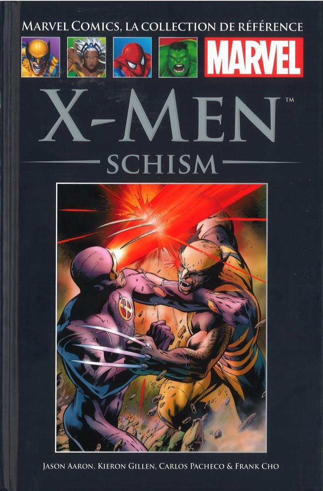 Couverture de Marvel Comics - La collection (Hachette) -7276- X-Men - Schism