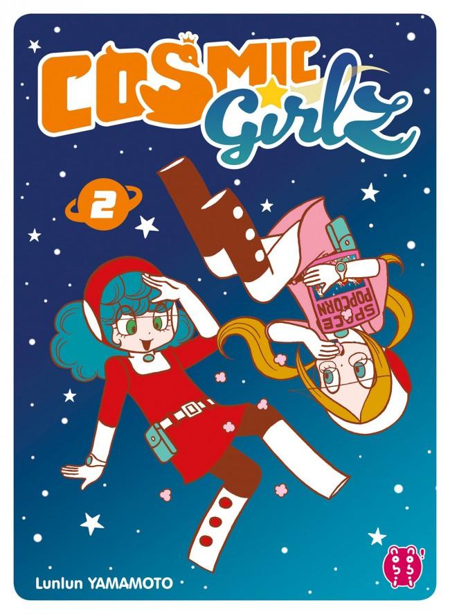 Couverture de Cosmic Girlz -2- Tome 2