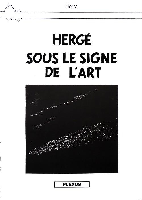 Couverture de Tintin - Pastiches, parodies & pirates - Hergé sous le signe de l'art