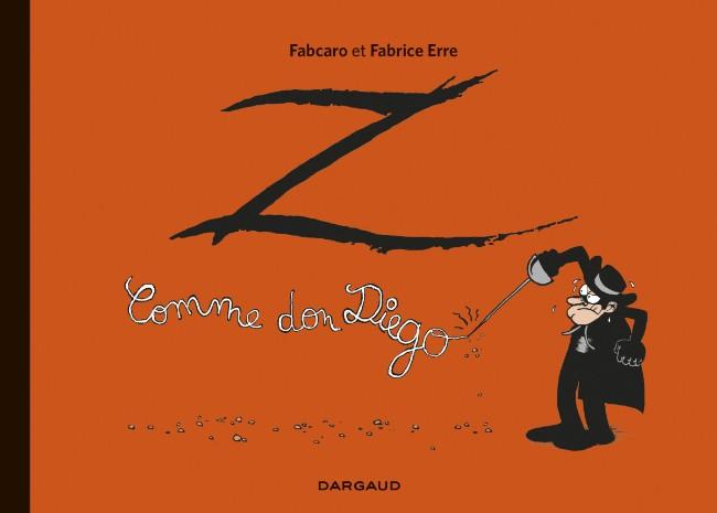 Couverture de Z comme Don Diego - Tome INT