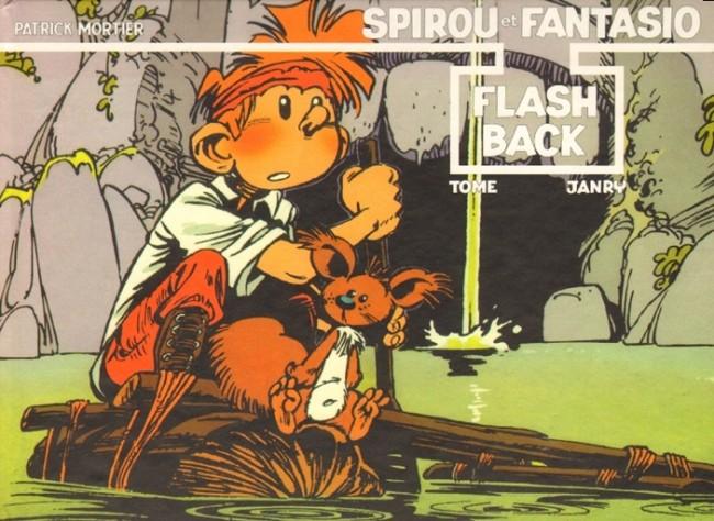 Couverture de Spirou et Fantasio -2- (Divers) -HC- Flash Back