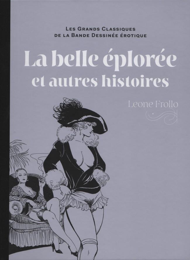 Couverture de Les grands Classiques de la Bande Dessinée érotique - La Collection -1631- La belle éplorée et autres histoires