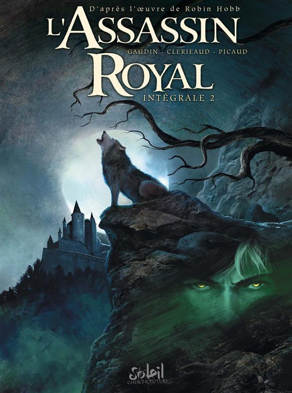 Couverture de L'assassin Royal -INT02- Intégrale 2