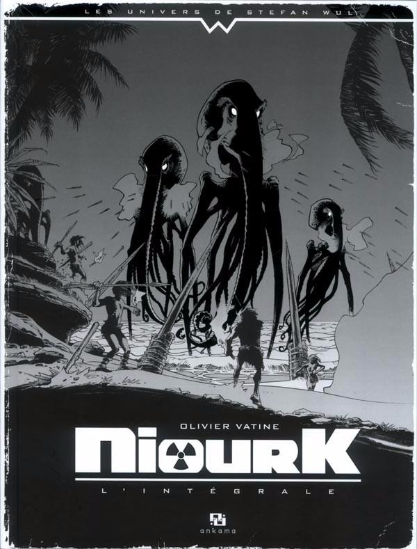 Couverture de NiourK -INT- L'Intégrale