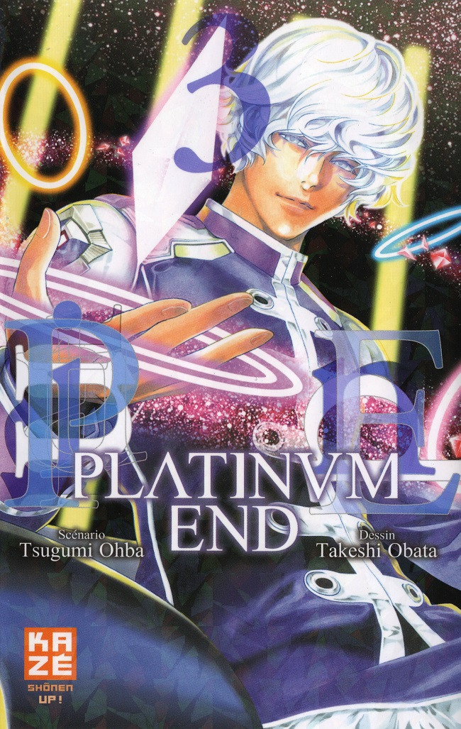 Couverture de Platinum End -3- Tome 3