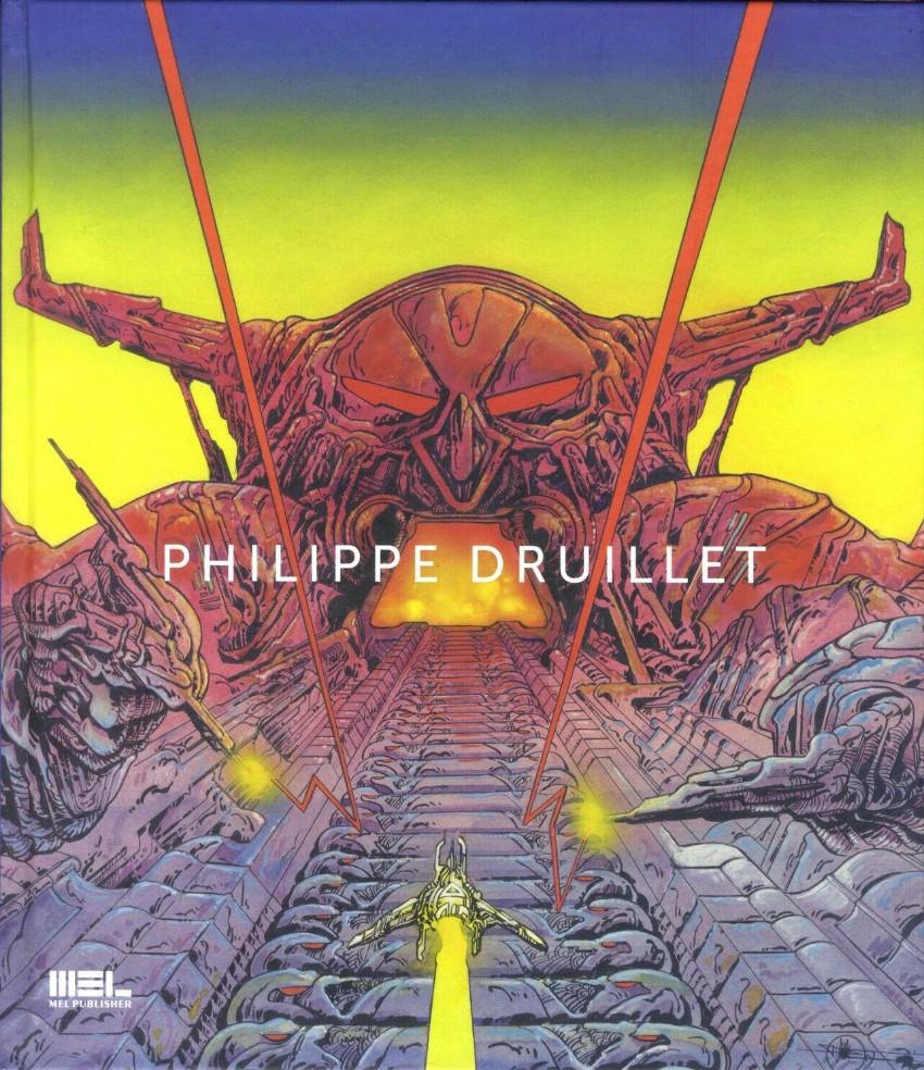 Couverture de (AUT) Druillet - Philippe Druillet - Legrand