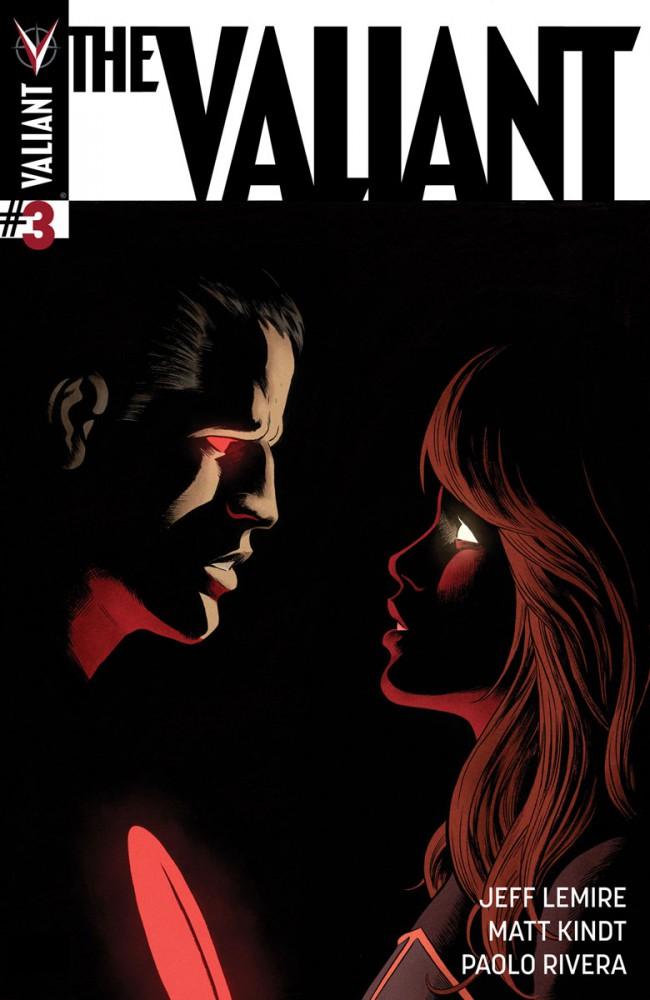 Couverture de The valiant (Valiant comics - 2014) -3- Book 3