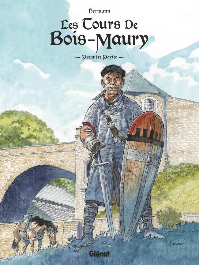 Couverture de Les tours de Bois-Maury -INT1- Intégrale Première Partie