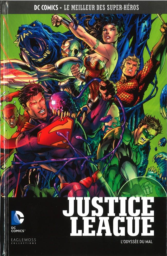 Couverture de DC Comics - Le Meilleur des Super-Héros -34- Justice League - L'Odyssée du Mal