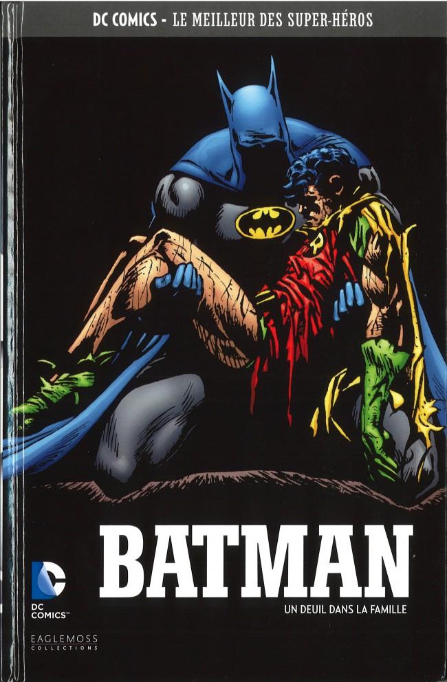 Couverture de DC Comics - Le Meilleur des Super-Héros -35- Batman - Un Deuil dans la Famille