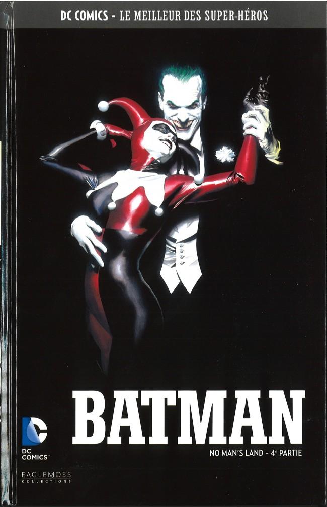 Couverture de DC Comics - Le Meilleur des Super-Héros -HS04- Batman - No Man's Land - 4e partie