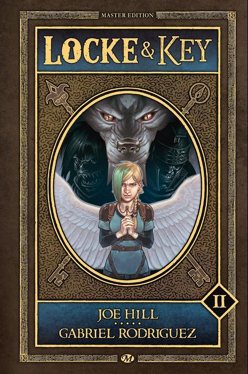 Couverture de Locke & Key -INT02- Master Edition - Volume II