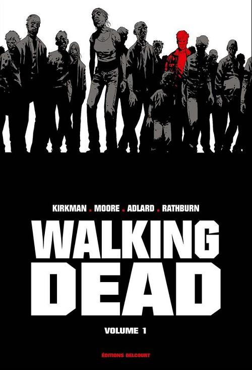 Couverture de Walking Dead -INT01- Volume 1