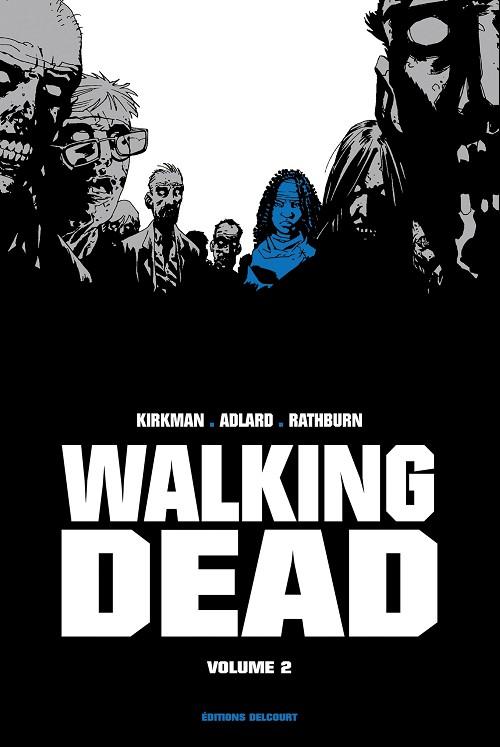 Couverture de Walking Dead -INT02- Volume 2