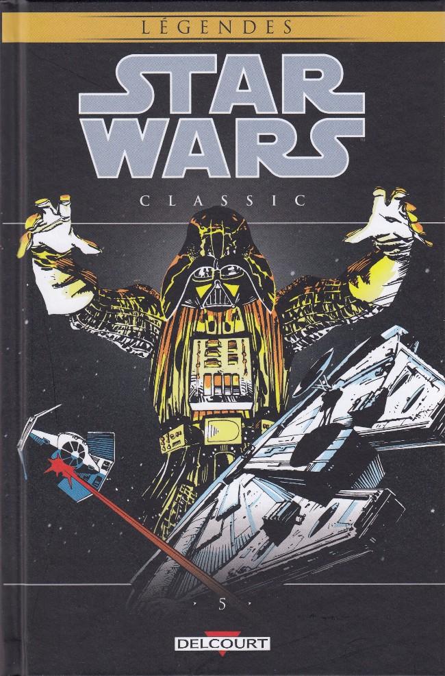 Couverture de Star Wars - Classic -5- Tome 5