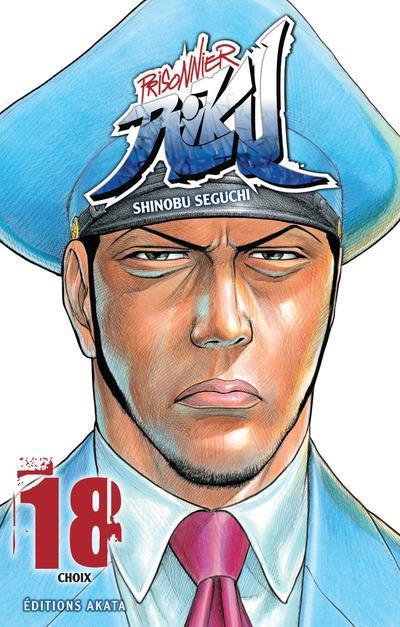 Couverture de Prisonnier Riku -18- Tome 18