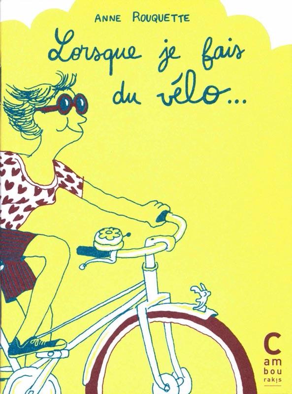 Couverture de Lorsque -8- Lorsque je fais du vélo