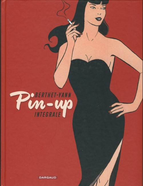 Couverture de Pin-up -INT- Intégrale tome 1 à 10
