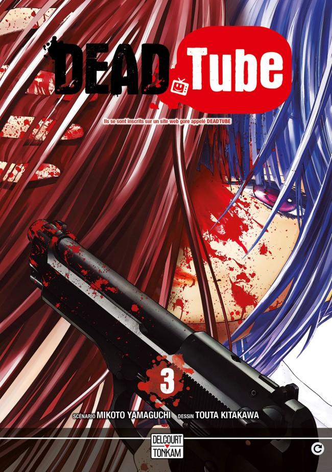 Couverture de Dead Tube -3- Tome 3