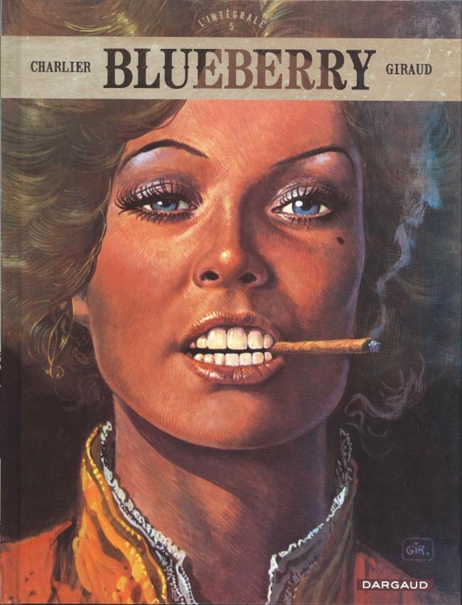 Couverture de Blueberry (Intégrale) -5- Intégrale - Volume 5