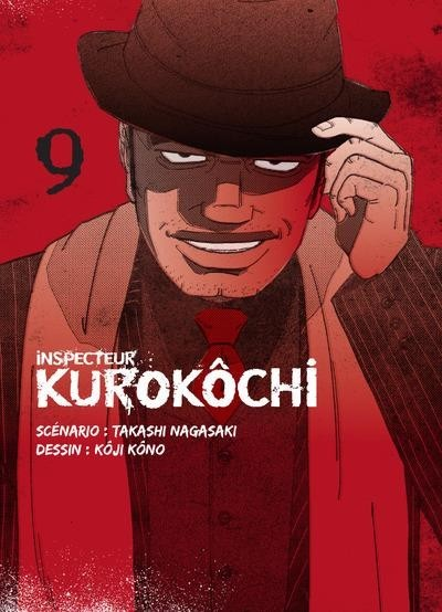 Couverture de Inspecteur Kurokôchi -9- Tome 9
