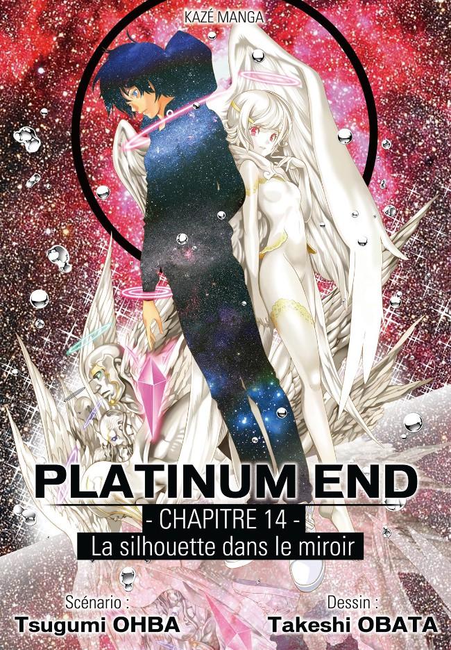 Couverture de Platinum End -Num14- La silhouette dans le miroir