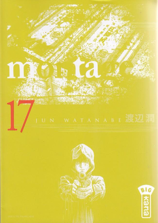 Couverture de Montage -17- Tome 17