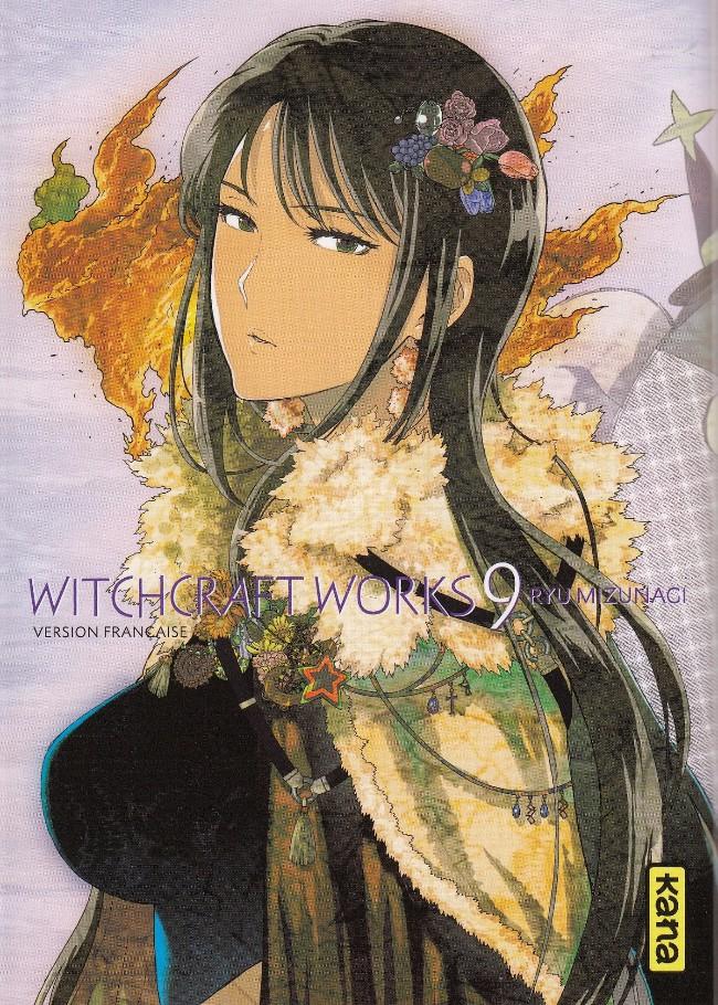 Couverture de Witchcraft works -9- Volume 9