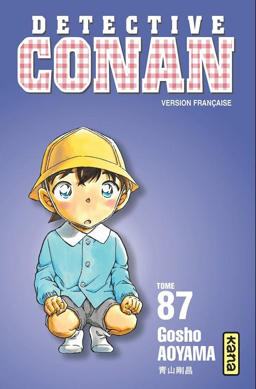 Couverture de Détective Conan -87- Tome 87