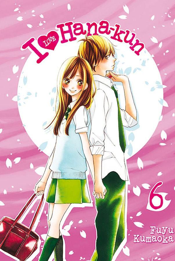 Couverture de I Love Hana-Kun -6- Tome 6