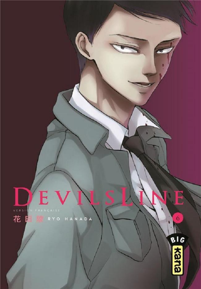 Couverture de DevilsLine -6- Tome 6
